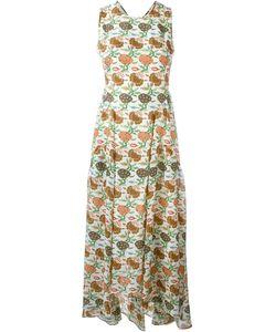 Tory Burch | Платье С Открытой Спиной