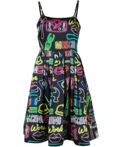 Moschino | Neon Sign Dress