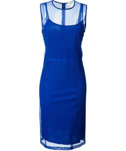 DKNY   Платье Без Рукавов