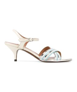 L' Autre Chose | Lautre Chose Cross Strap Sandals Size 38