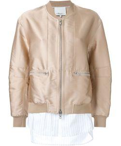 3.1 Phillip Lim | Стилизованная Куртка-Бомбер
