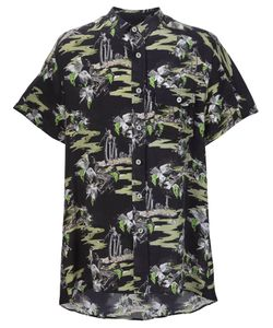 Black Fist | Toxic Hawaiian Shirt