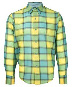 FACETASM   Longsleeve Plaid Shirt 3