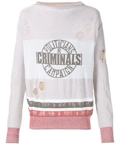 Vivienne Westwood Gold Label | Criminals Jumper