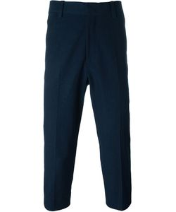 SYSTEM | Cropped Trousers