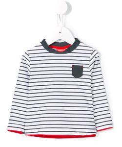 Sunuva | Striped Long Sleeved T-Shirt Infant 9-12 Mth