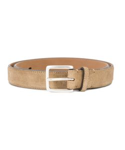 SIMEONE NAPOLI | Square Buckle Belt Size 100