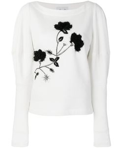 SI-JAY | Embroidered Top Women 42