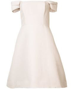 Halston Heritage | Fit And Flare Cocktail Dress