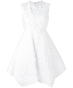 Delpozo   Asymmetric Short Dress 38