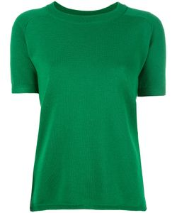 Cedric Charlier | Cédric Charlier Short Sleeve Jumper 40 Cashmere/Wool