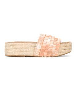 Paloma Barceló   Slip-On Sandals 38