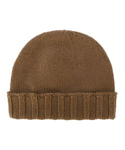Drumohr | Beanie With Ribbed Trim Men