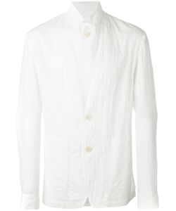 Ann Demeulemeester Icon | Creased Effect Blazer Size Small