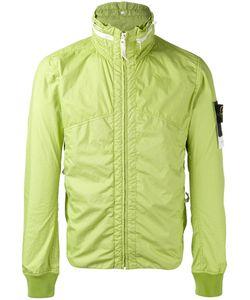 Stone Island | Zip Anorak Jacket Large Polyamide/Polyurethane Resin