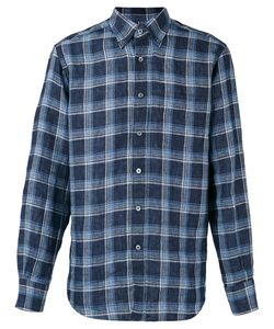 Canali | Checked Shirt Size Medium