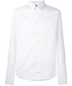 Y / PROJECT   Рубашка С Закругленным Подолом