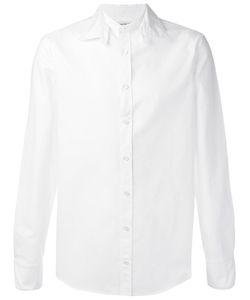 Alexander McQueen | Классическая Рубашка С Длинными Рукавами