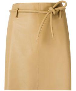 EGREY | Leather Skirt