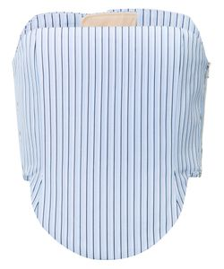 Y / PROJECT   Striped Corset Top