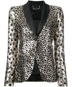 Philipp Plein | Leopard Print Jacket