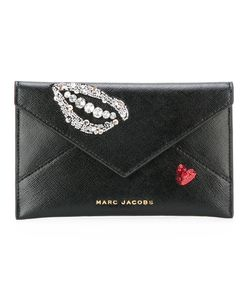 Marc Jacobs | Vintage Collage Clutch Bag Calf Leather