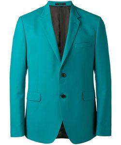 Paul Smith | Button Blazer 44 Wool/Cupro