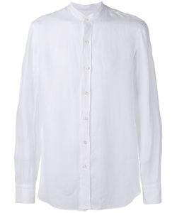 SALVATORE PICCOLO | Mandarin Neck Shirt Size 41