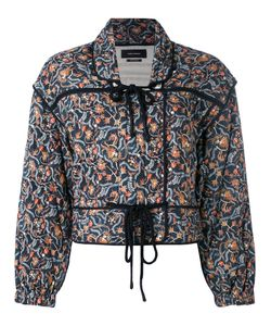 Isabel Marant | Quilted Tie-Up Jacket