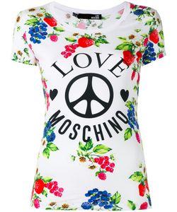 Love Moschino | Футболка С Рисунком