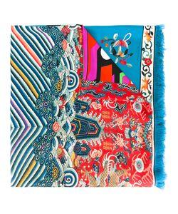 PIERRE-LOUIS MASCIA | Striped Scarf Silk