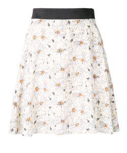 GUILD PRIME | Daisy Print Mini Skirt 34 Polyester