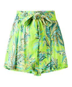 Etro | Tie Waist Print Shorts