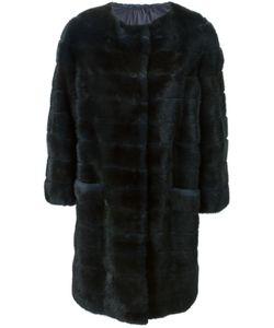 Liska | Дутое Норковое Пальто