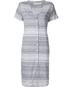 Shades Of Grey By Micah Cohen | Striped Shirt Dress