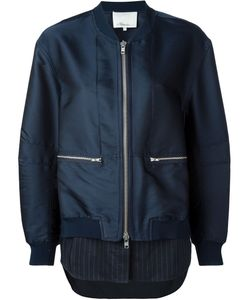3.1 Phillip Lim | Shirt Tail Bomber Jacket