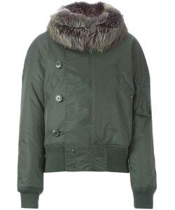 Liska | Куртка-Бомбер С Отделкой Из Норкового Меха