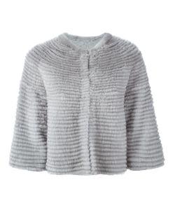 Liska | Укороченная Норковая Куртка