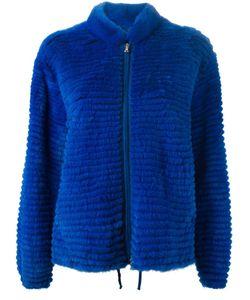Liska | Меховая Куртка На Молнии