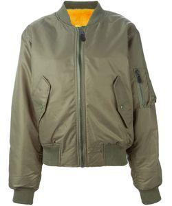 Liska | Куртка-Бомбер С Норковой Подкладкой
