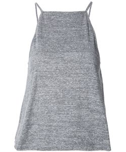 Shades Of Grey By Micah Cohen | Cropped Tank Top