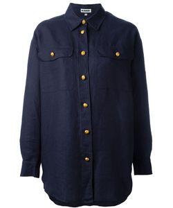 JIL SANDER VINTAGE | Рубашка Свободного Кроя