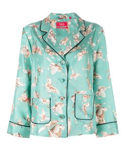 FOR RESTLESS SLEEPERS   Ade Pyjama Shirt Small Silk