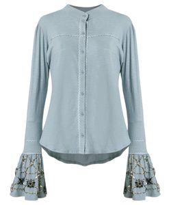 Andrea Bogosian | Embellished Shirt Size Medium