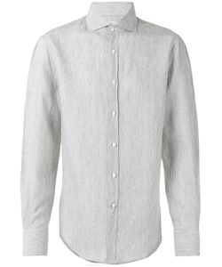 Brunello Cucinelli   Striped Shirt Size Large