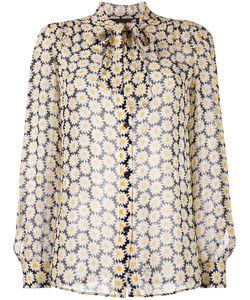 Love Moschino   Daisy Embroidered Shirt