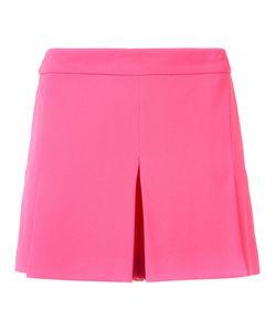Trina Turk | Pleat-Front Shorts 4