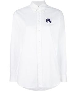 Polo Ralph Lauren   Logo Print Shirt 0 Cotton