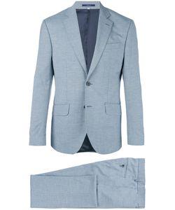Hardy Amies | Gingham Two Piece Suit Men Cotton/Viscose/Virgin