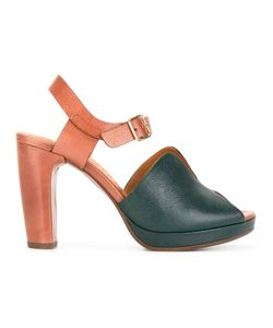 Chie Mihara | Casse Sandals 37.5 Calf Leather/Rubber